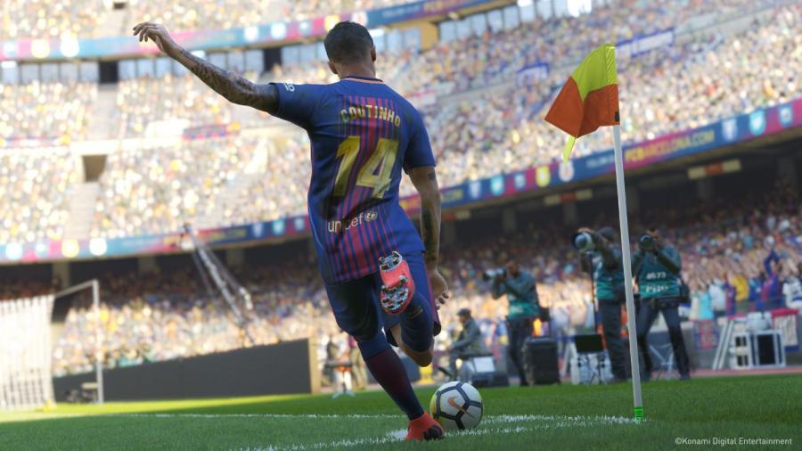 Pro Evolution Soccer 2019 Screenshot 5