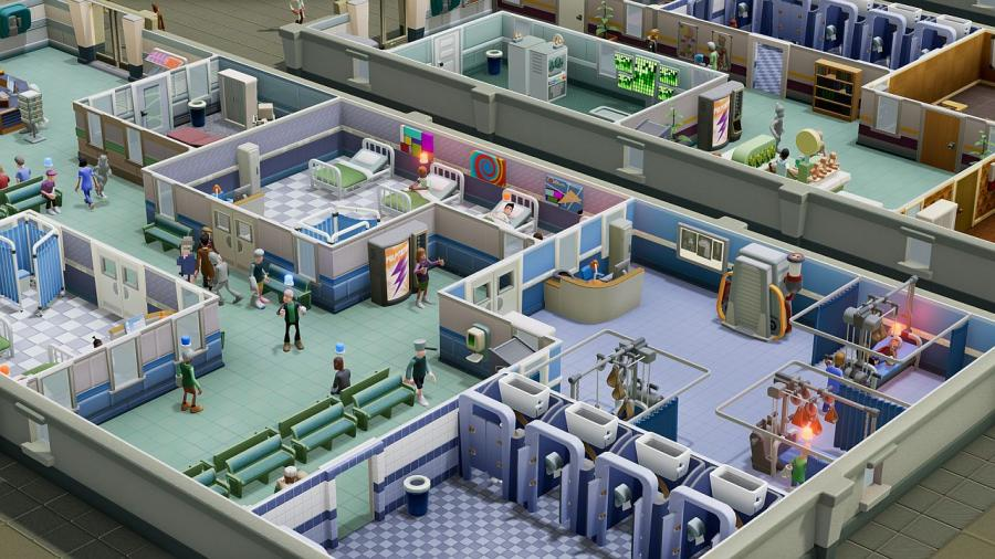 Two Point Hospital Screenshot 5