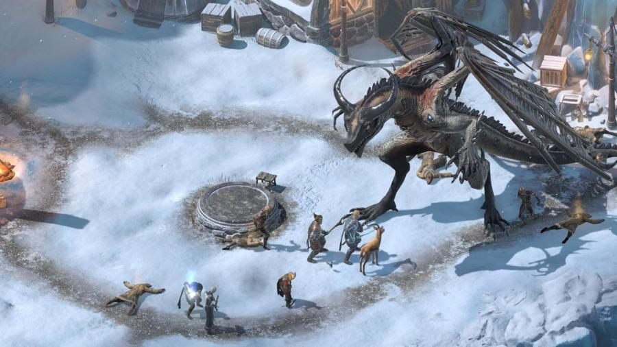 Pillars of Eternity 2 Deadfire - Beast of Winter (DLC) Screenshot 6