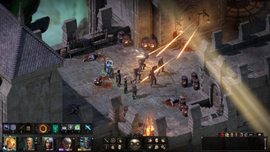 Pillars of Eternity 2 Deadfire - Beast of Winter (DLC) Screenshot 3