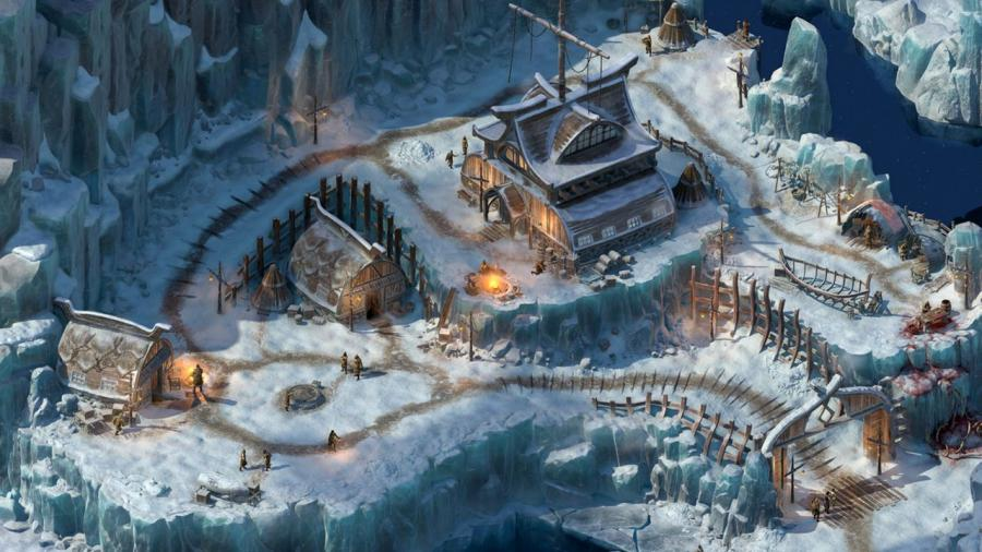 Pillars of Eternity 2 Deadfire - Beast of Winter (DLC) Screenshot 8