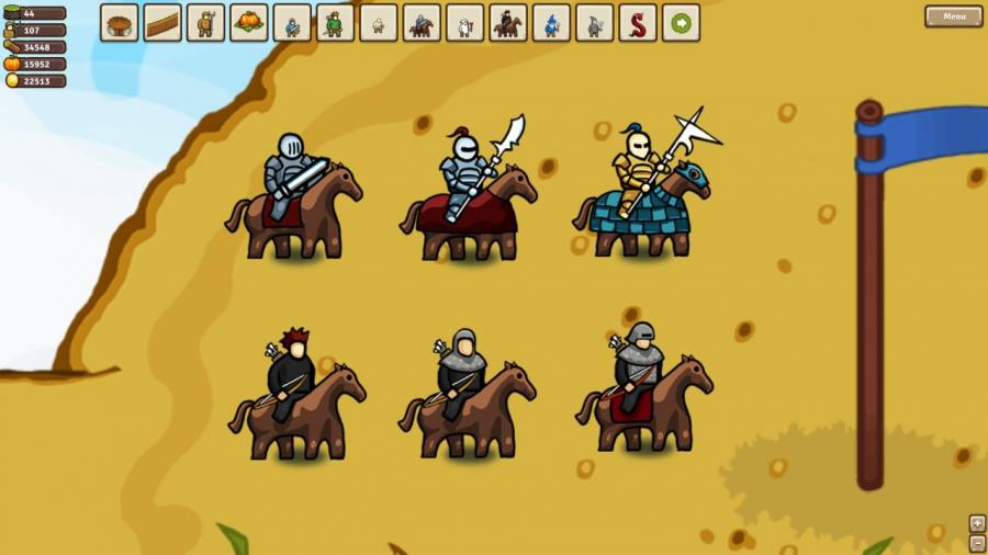 Circle Empires Screenshot 9