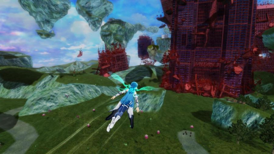 Accel World VS Sword Art Online - Deluxe Edition Screenshot 8