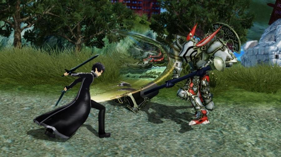 Accel World VS Sword Art Online - Deluxe Edition Screenshot 4