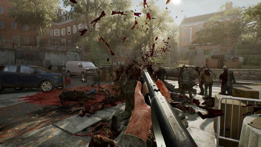Overkill's The Walking Dead Screenshot 4
