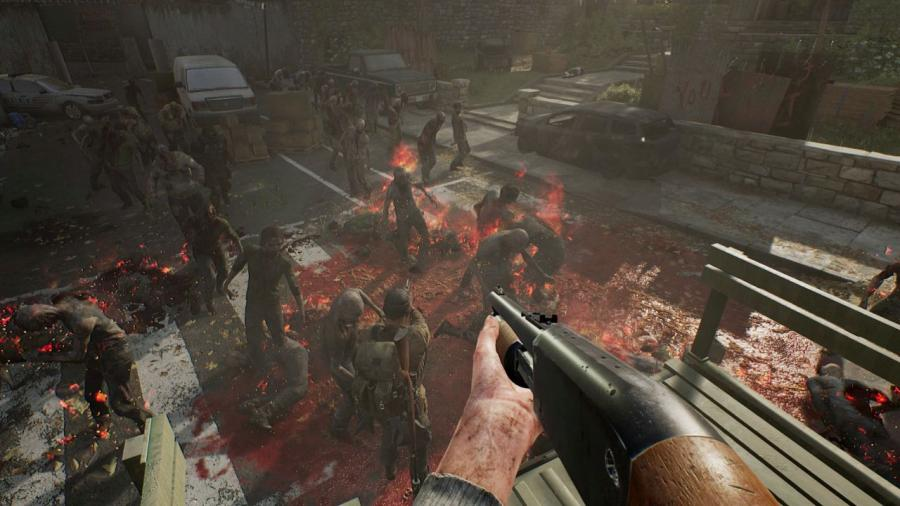 Overkill's The Walking Dead Screenshot 7