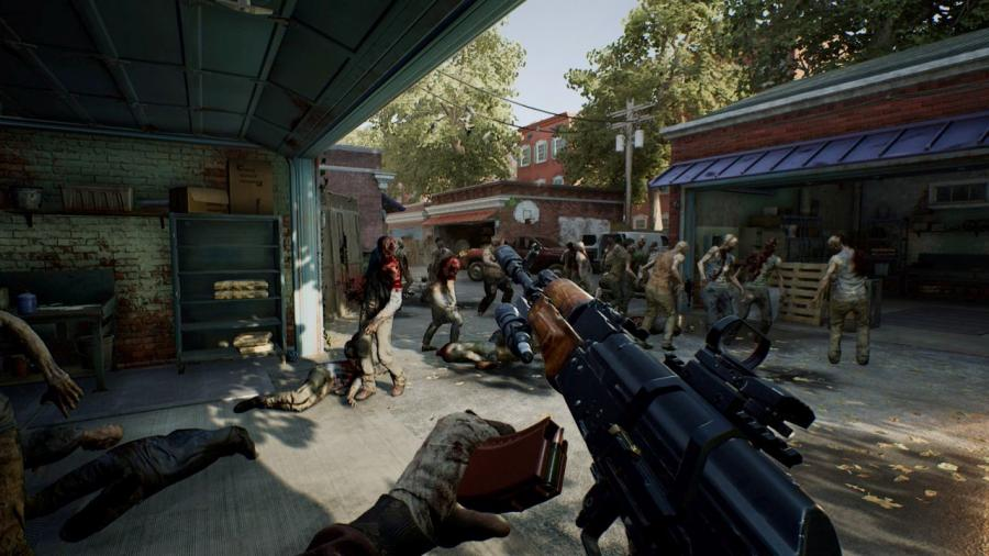 Overkill's The Walking Dead Screenshot 2