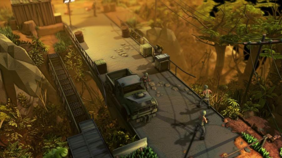 Jagged Alliance Rage Screenshot 2