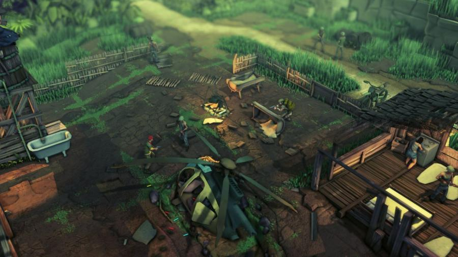 Jagged Alliance Rage Screenshot 6