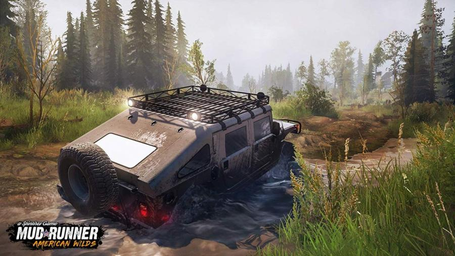 Spintires MudRunner - American Wilds Edition Screenshot 5