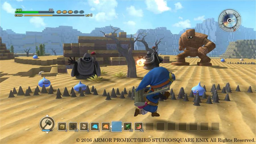 Dragon Quest Builders - Nintendo Switch Download Code Screenshot 5