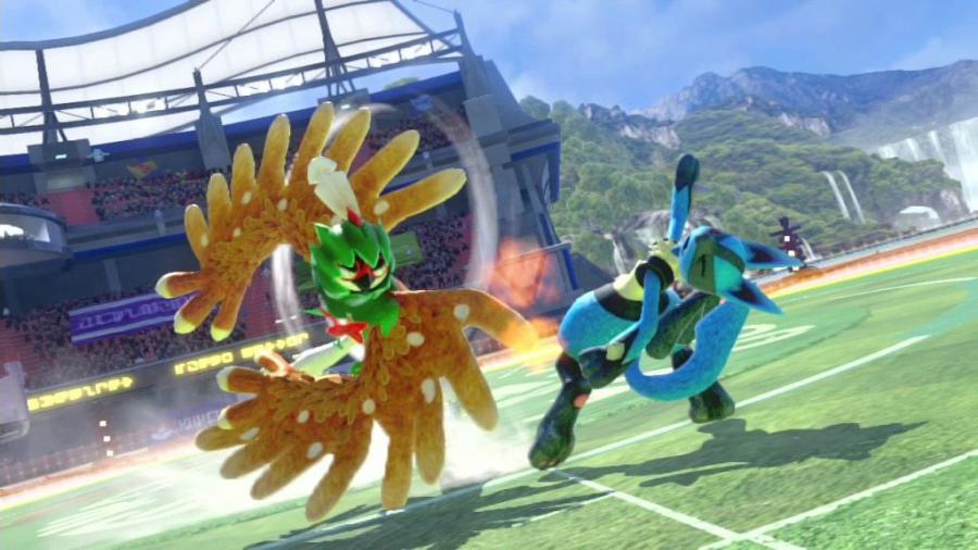 Pokken Tournament DX - Nintendo Switch Download Code Screenshot 4