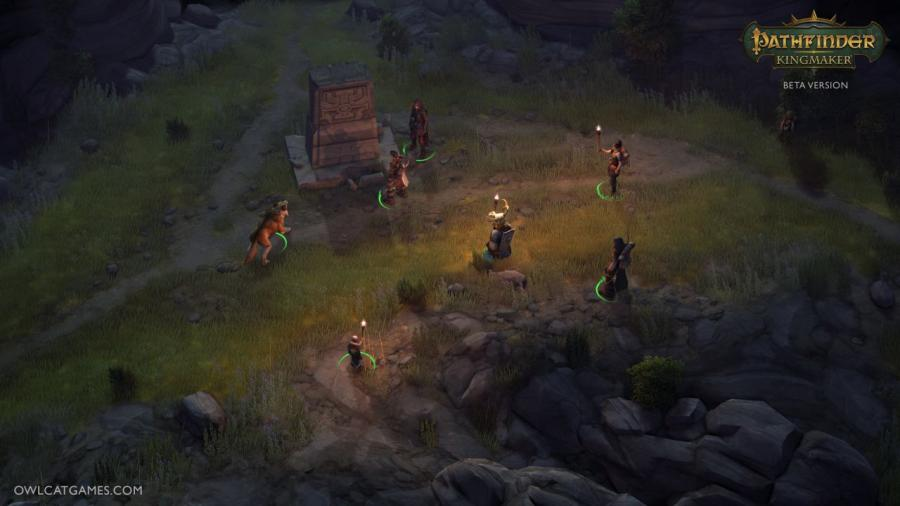 Pathfinder Kingmaker - Noble Edition Screenshot 4