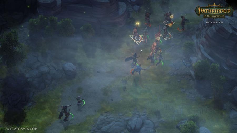 Pathfinder Kingmaker - Royal Edition Screenshot 7