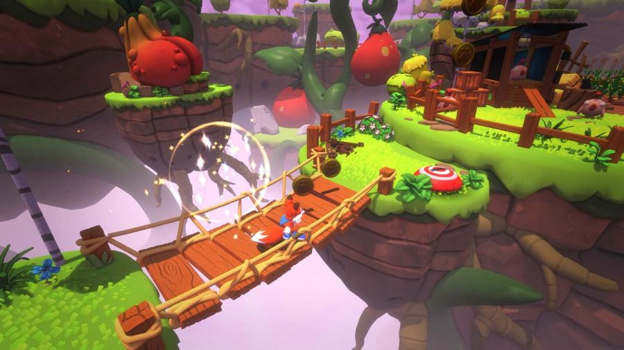 Super Lucky's Tale Screenshot 3