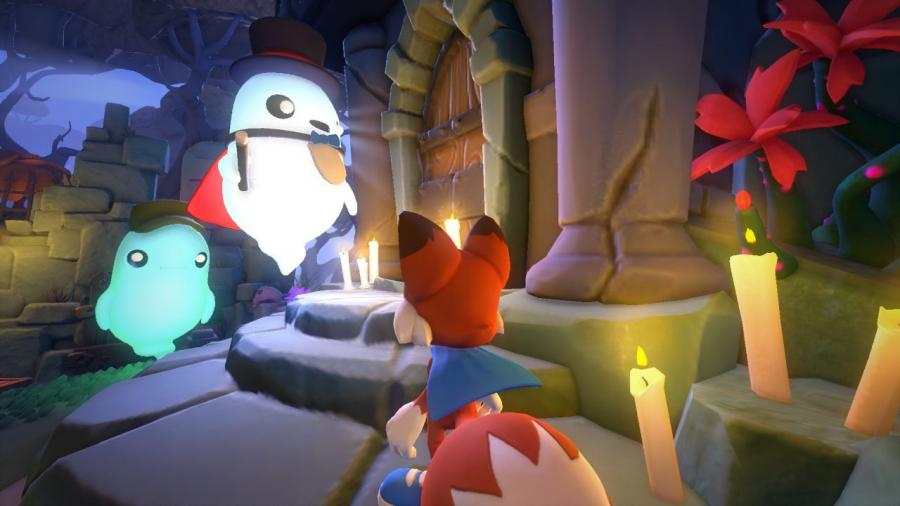 Super Lucky's Tale Screenshot 5