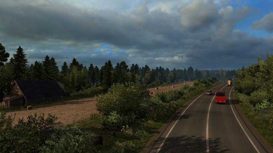 Euro Truck Simulator 2 - Beyond the Baltic Sea (DLC) Screenshot 6