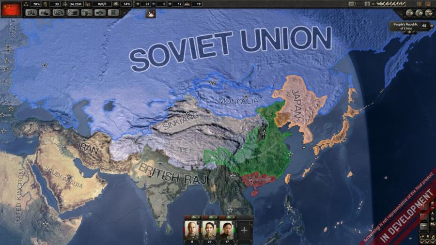 Hearts of Iron IV - Colonel Edition Screenshot 9