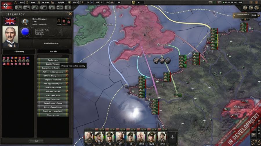 Hearts of Iron IV - Colonel Edition Screenshot 3