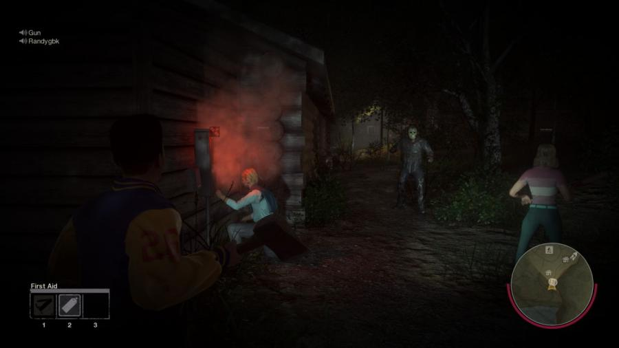 Friday the 13th - The Game Screenshot 8