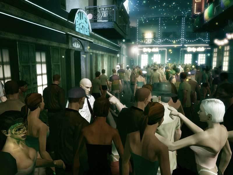 Hitman Blood Money Screenshot 9