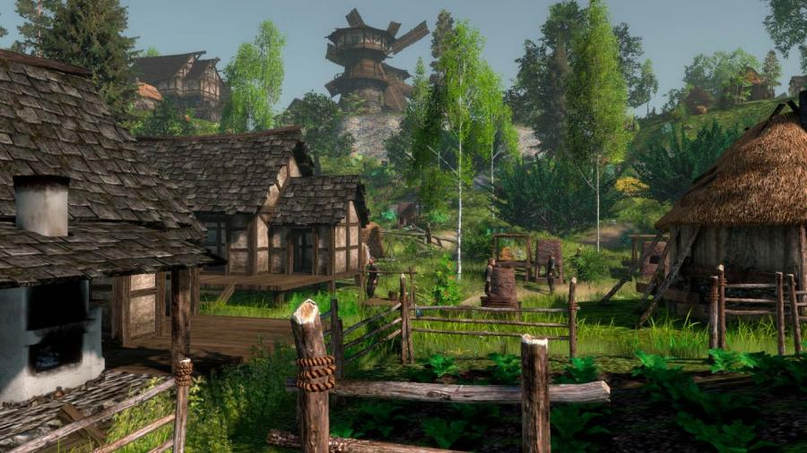 Life is Feudal - Forest Village Screenshot 1