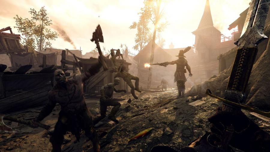 Warhammer Vermintide 2 - Shadows Over Bögenhafen (DLC) Screenshot 3