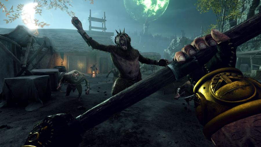Warhammer Vermintide 2 - Shadows Over Bögenhafen (DLC) Screenshot 2