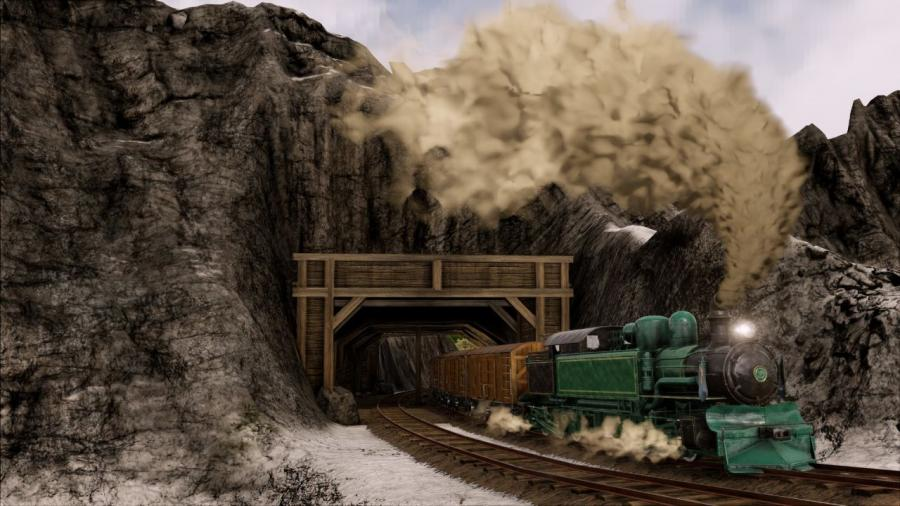 Railway Empire - Crossing the Andes (DLC) Screenshot 6