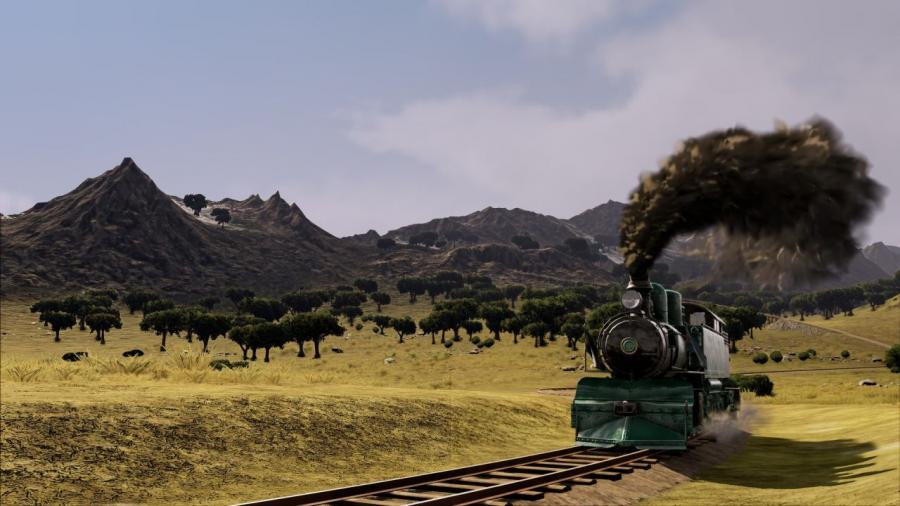 Railway Empire - Crossing the Andes (DLC) Screenshot 1