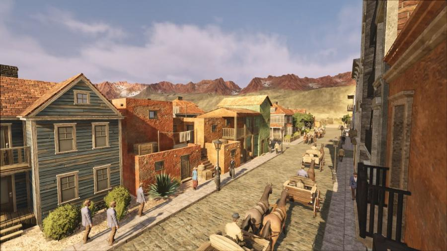 Railway Empire - Crossing the Andes (DLC) Screenshot 7