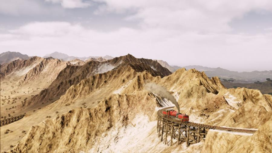 Railway Empire - Crossing the Andes (DLC) Screenshot 5