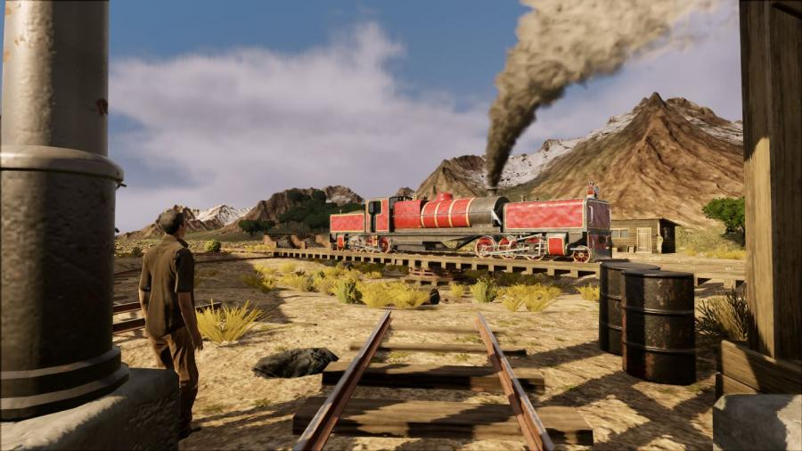Railway Empire - Crossing the Andes (DLC) Screenshot 3