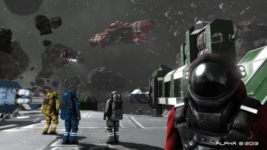 Space Engineers - Deluxe Edition Screenshot 2