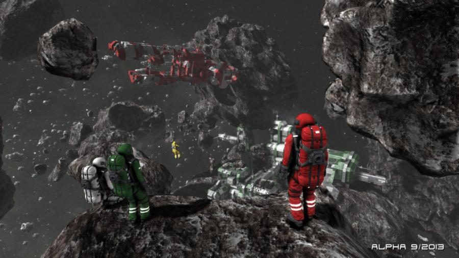 Space Engineers - Deluxe Edition Screenshot 5