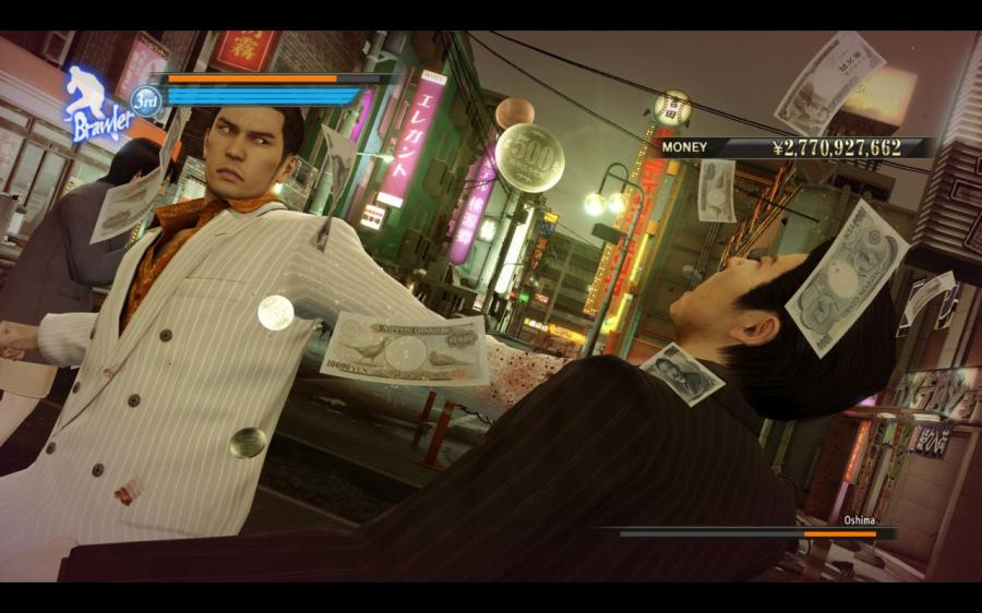 Yakuza 0 - EU Key Screenshot 6