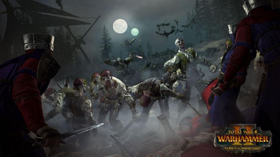 Total War Warhammer 2 - Curse of the Vampire Coast (DLC) Screenshot 5