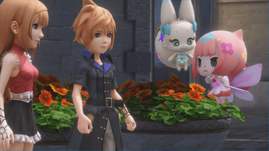 World of Final Fantasy MAXIMA Upgrade Screenshot 3