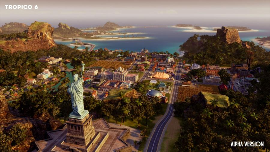 Tropico 6 - El Prez Edition Screenshot 2