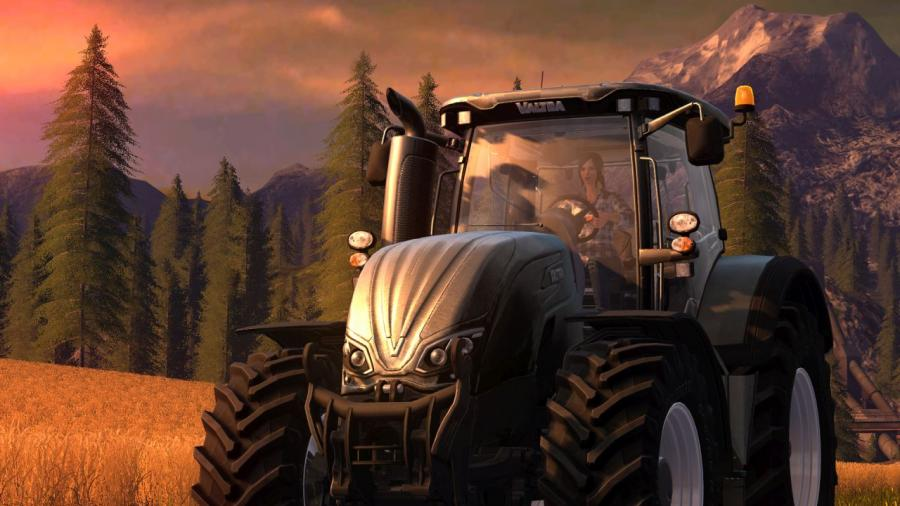 Farming Simulator 17 - Platinum Edition Screenshot 7