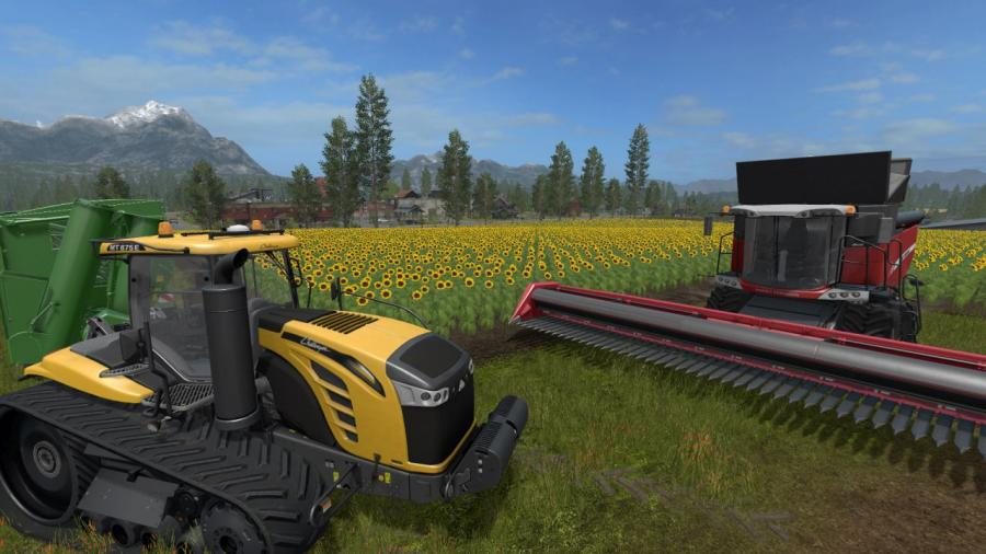 Farming Simulator 17 - Platinum Edition Screenshot 5
