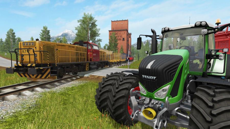 Farming Simulator 17 - Platinum Edition Screenshot 6