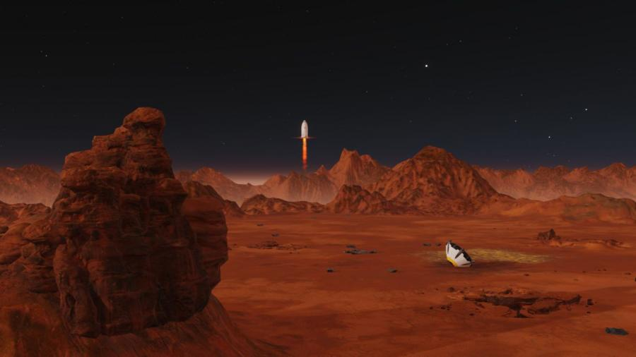 Surviving Mars - Space Race (Expansion) Screenshot 8
