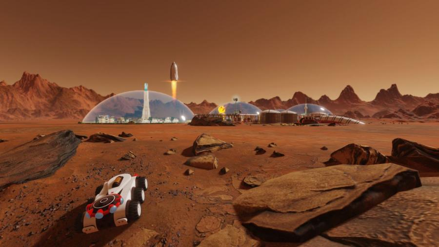 Surviving Mars - Space Race (Expansion) Screenshot 5