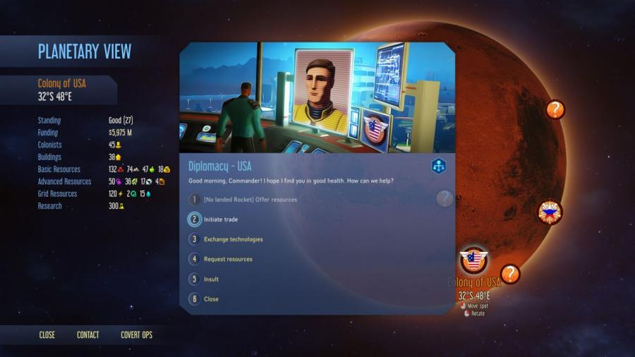 Surviving Mars - Space Race (Expansion) Screenshot 1