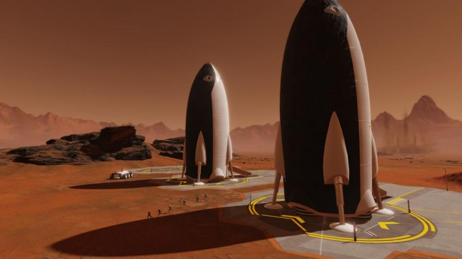 Surviving Mars - Space Race (Expansion) Screenshot 4