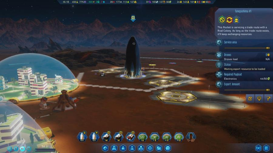 Surviving Mars - Space Race (Expansion) Screenshot 7