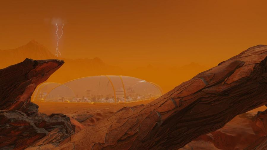 Surviving Mars - Space Race (Expansion) Screenshot 3