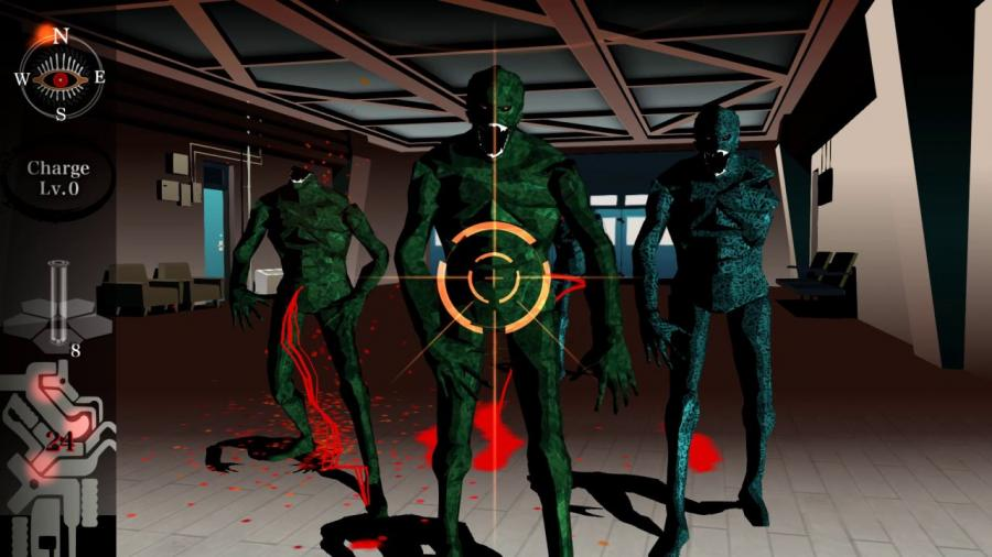 killer7 Screenshot 1