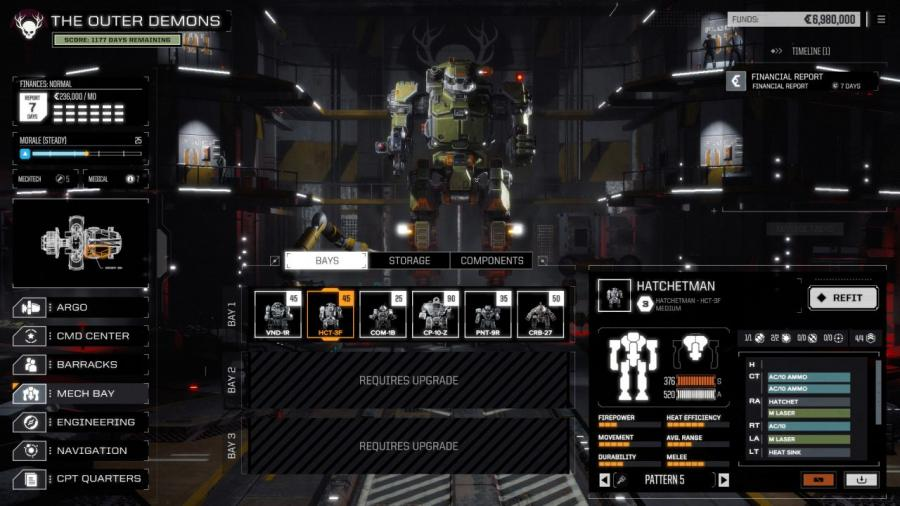 Battletech - Flashpoint (DLC) Screenshot 7